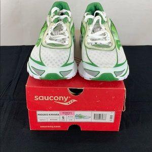 SAUCONY Progrid Kinvara Hydrator Shoes, Size 5